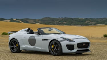 <span>The Project 7 has a 5.0-litre supercharged V8 good for 567bhp and 700Nm.</span>