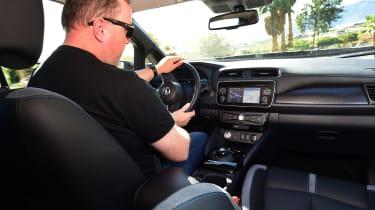 Nissan Leaf - Steve Fowler