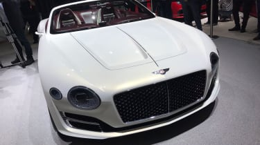 Bentley EXP 12 Speed 6e - Geneva front