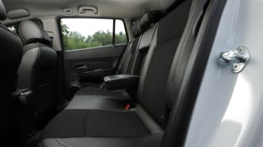 Chevrolet Cruze SW rear seats