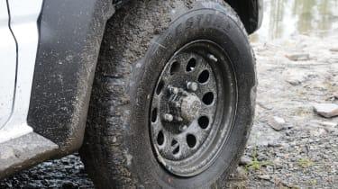 Suzuki Jimny Commercial - wheel