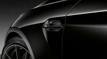 BMW M2 Coupe Edition Black Shadow - exterior detail