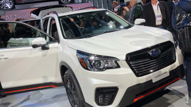 Subaru Forester 2018 New York
