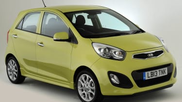 Used Car Awards 2016 - Kia Picanto commended