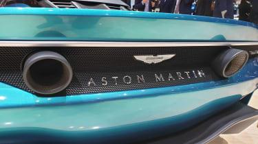 Aston Martin Vanquish Vision concept - Geneva rear detail
