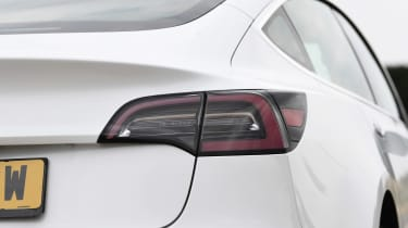 Tesla Model 3 - rear light