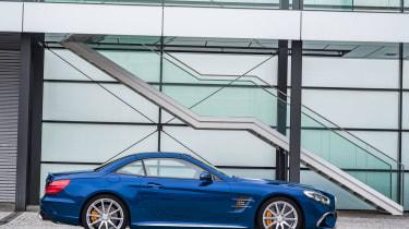 Mercedes SL facelift 2015 33