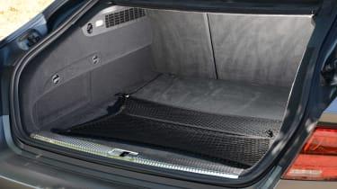 Audi RS7 Sportback boot