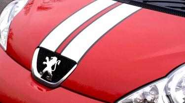 Peugeot 107 Sport XS logo