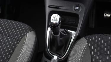 Renault Captur - transmission