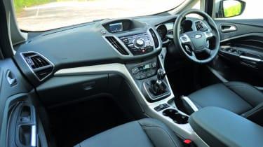 Ford Grand C-MAX EcoBoost cabin