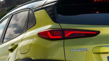 Hyundai Kona Premium SE 2017 - rear light below