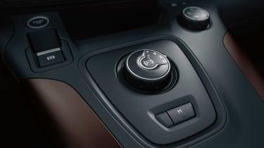 Peugeot Rifter - transmission