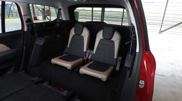 Citroen Grand C4 Picasso third row seating