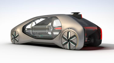 Renault EZ-GO concept - rear