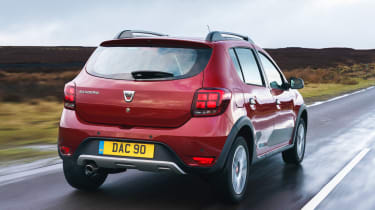 Dacia Sandero Stepway Techroad - rear