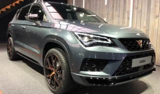 Cupra Ateca SUV news header