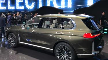 BMW X7 Concept - Frankfurt rear