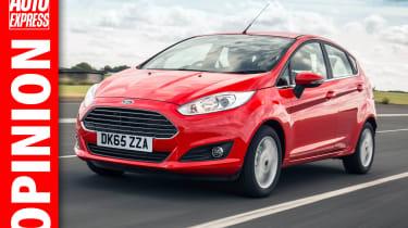 Opinion Ford Fiesta
