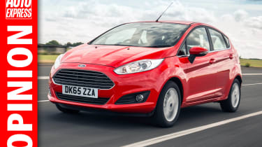 Opinion Ford Fiesta