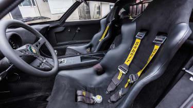 Lamborghini Miura SVR - interior