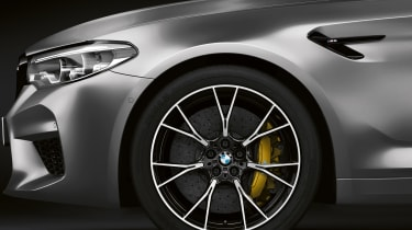 BMW M5 Competition Pack - wheel