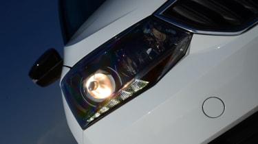 Skoda Fabia - lights