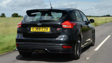 Ford Focus ST - rear