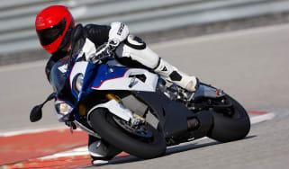 BMW S1000RR Sport corner