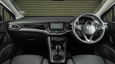 Vauxhall Grandland X Ultimate - interior