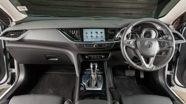 Vauxhall Insignia Country Tourer - interior
