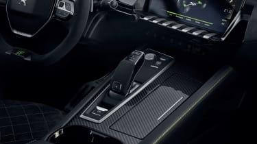 Peugeot 508 Sport Engineered concept - interior
