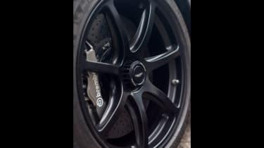 Aston Martin Vantage GT12 Roadster - wheel