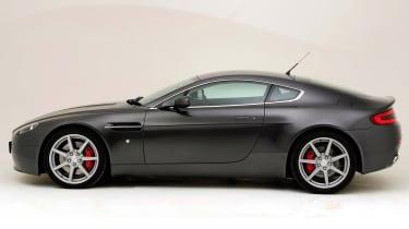 Aston Martin Vantage (used) - side