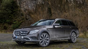 Mercedes E-Class All-Terrain - front static