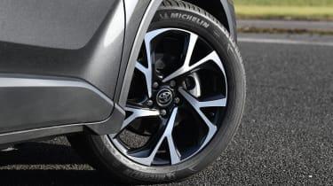 Toyota C-HR -wheel
