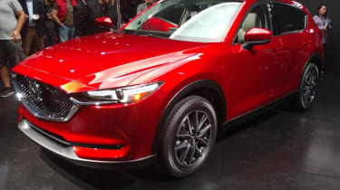Mazda CX-5 - front reveal