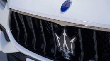 Maserati Ghibli Hybrid - grille