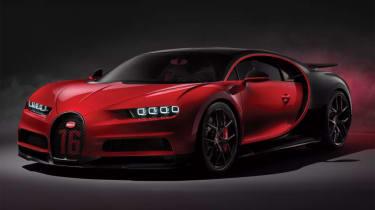 2018 Bugatti Chiron-Sport news header