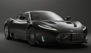 Spyker Preliator - front three quarters