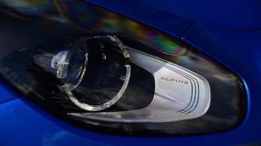 Alpine A110 - front light