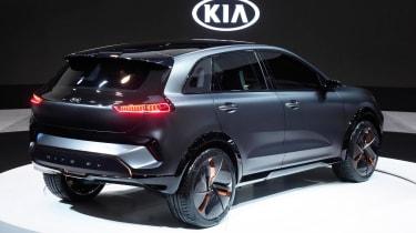 Kia Niro EV - CES rear
