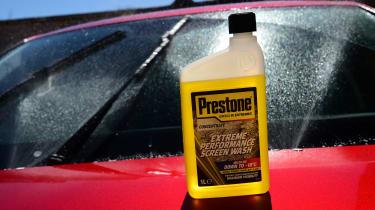 Prestone Extreme Performance Screen Wash