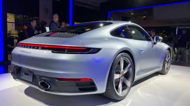 Porsche 911 - LA Motor Show -  rear