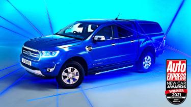 Ford Ranger - New Car Awards 2021