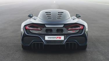 Hennessey Venom F5 - action