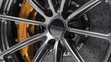 Hennessey Venom F5 wheel spokes