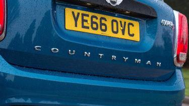 MINI Countryman 2017 - rear detail