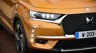 DS 7 Crossback - front detail