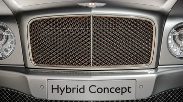 Bentley-Hybrid-Concept-grille